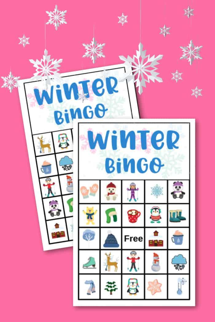 Kids Winter Game