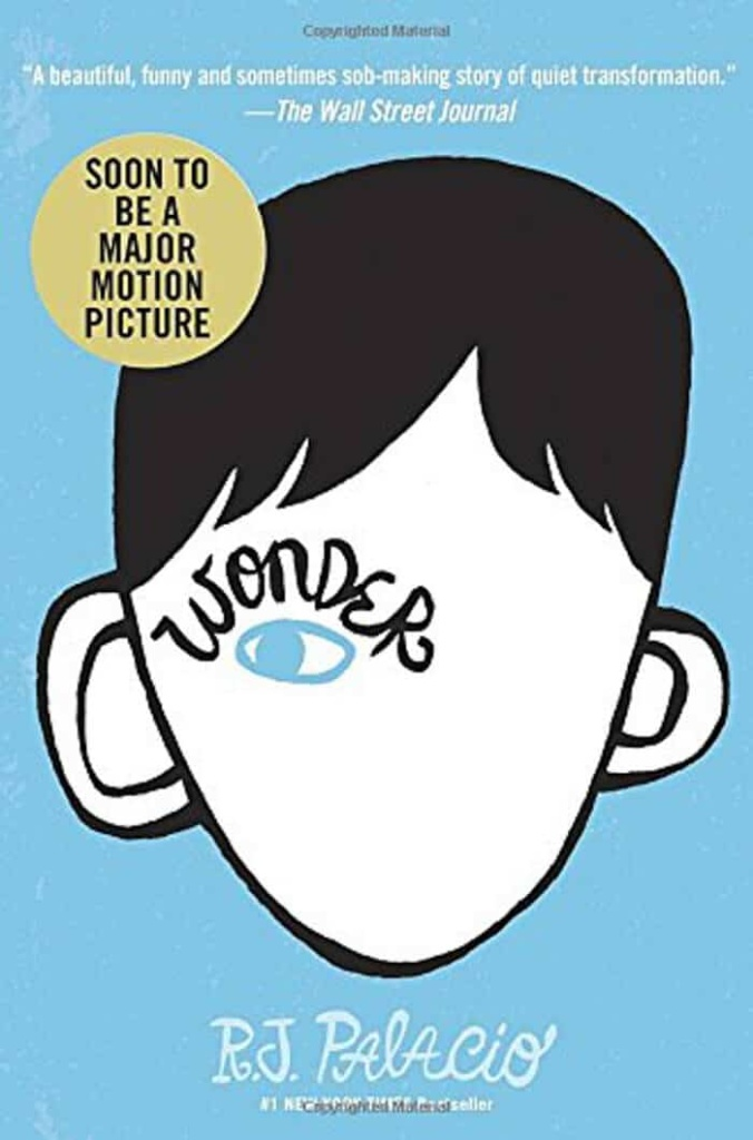 Wonder - Young Reader book
