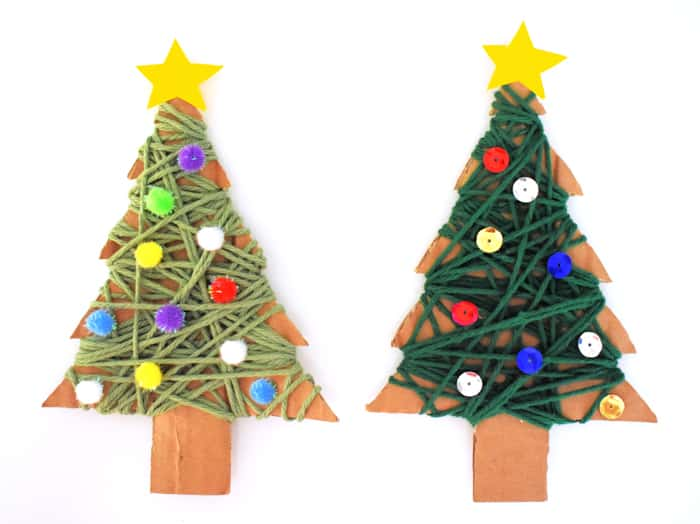 Christmas Tree Yarn