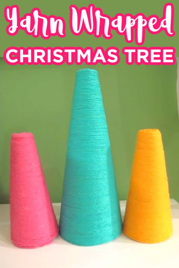 Yarn-Christmas-Tree