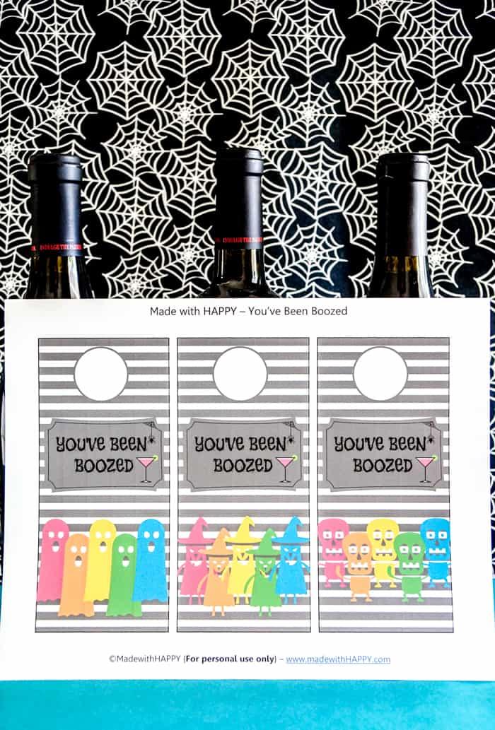 booze printable