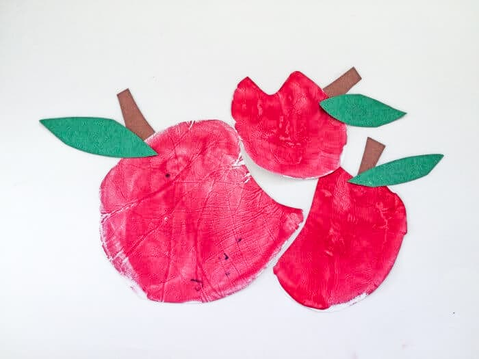Fall Apple Crafts