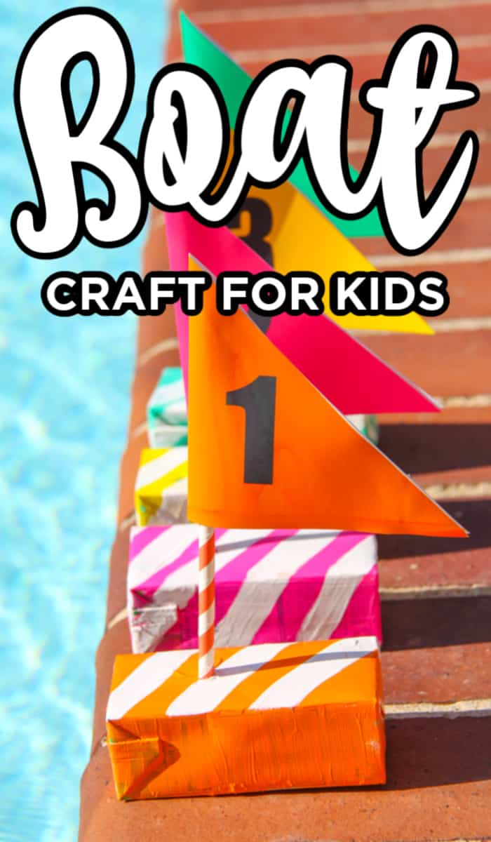 Water Crafts for kids