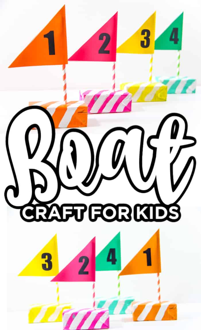 Boat Craft For Kids
