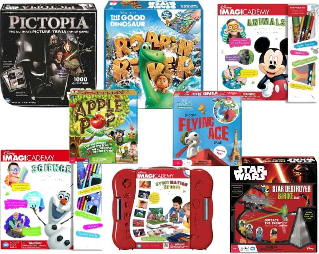 New Board Games 2015 | Fun New Games 2015 | Toys 2015 | Starwars, Disney Imagicademy
