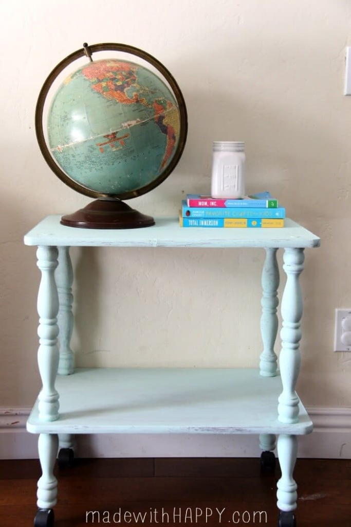 chalk-paint-roller-cart