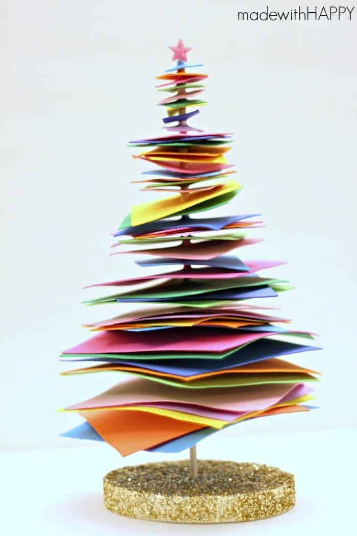 colorful-foam-christmas-tree-2