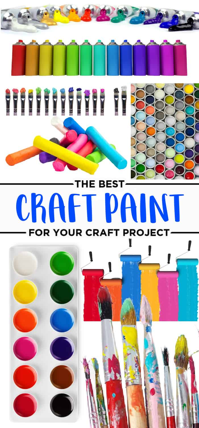 paint for craft projects
