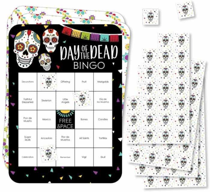 Day of the Dead Bingo