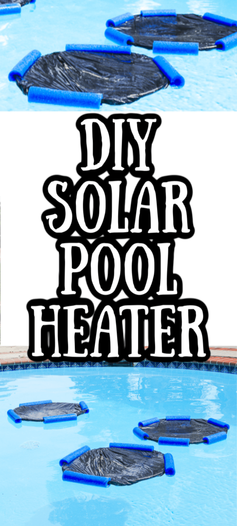 Homemade DIY Solar Pool Heater