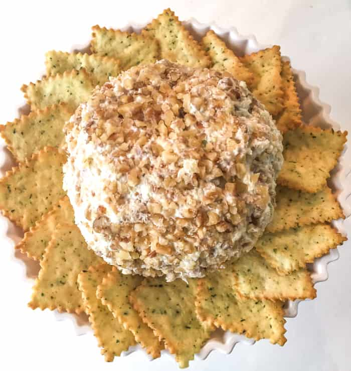 quick easy cheese ball