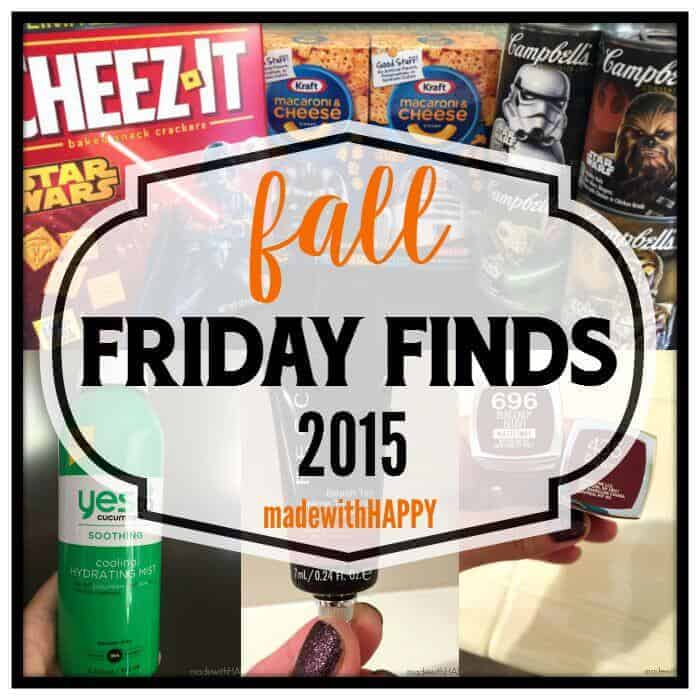 Fall Friday Finds | Burgundy Lipsticks | Becca Beach Tint | Cucumber Sprits | www.madewithHAPPY.com