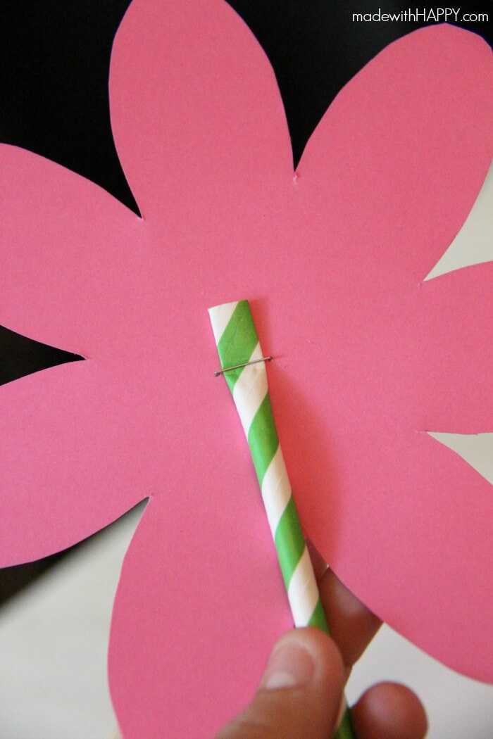 picture flower kids craft   free printable flower