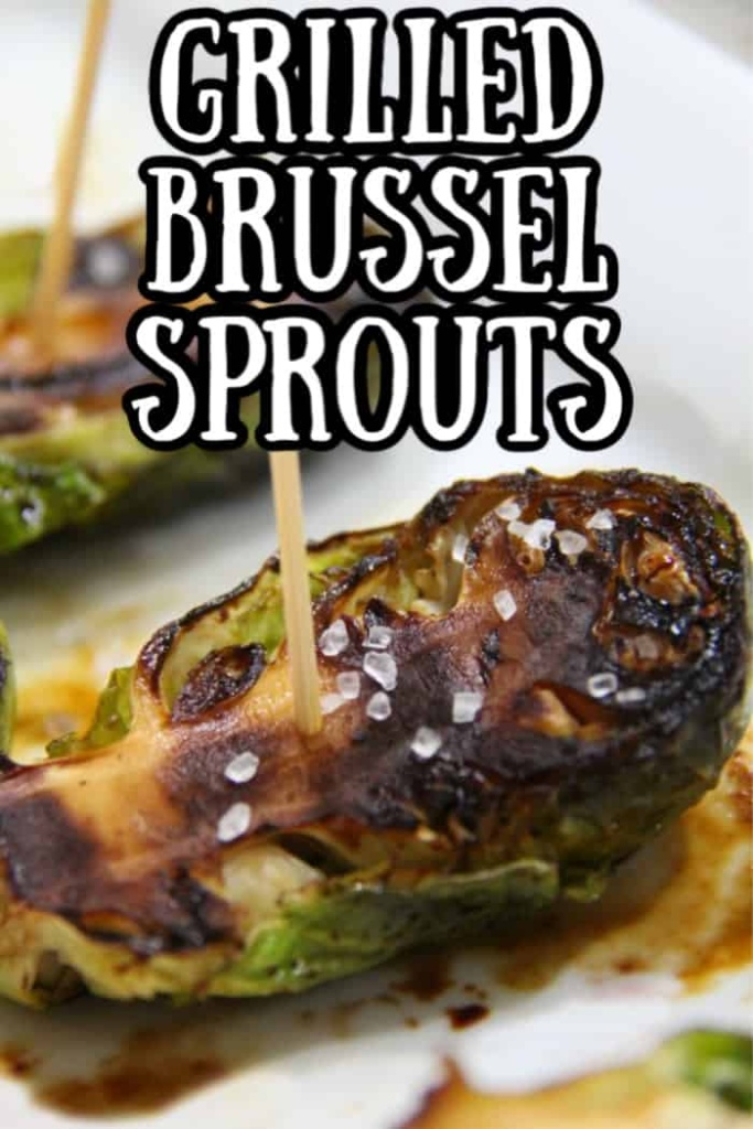 Grilled Brussel Sprouts Recipe
