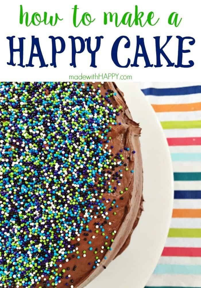 how-to-make-a-happy-cake
