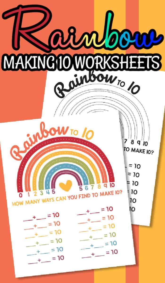 Rainbow Making 10