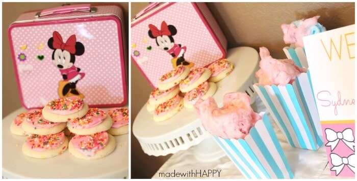 Minnie Mouse Bowtique Slumber Party Made With Happy