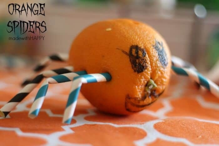 orange-spider-with-straws