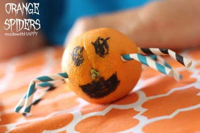 orange-spiders-kids-lunch