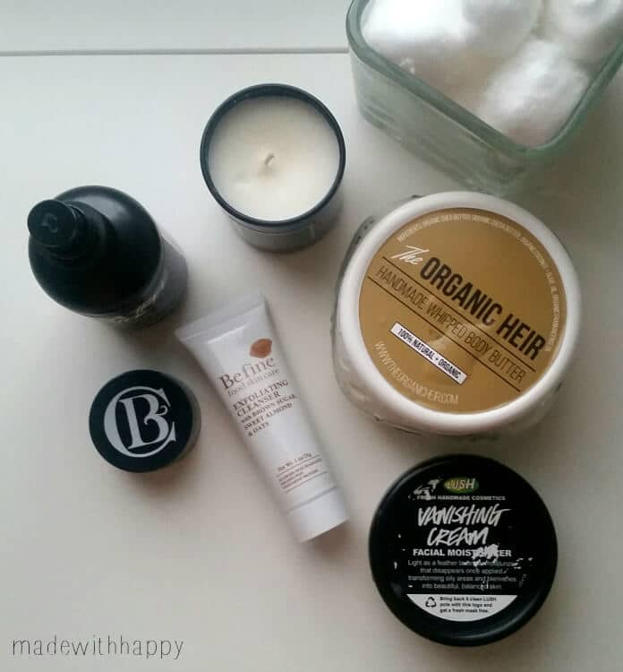 Pamper Routine in Winter | Winter Skin Care Tips | www.madewithHAPPY.com