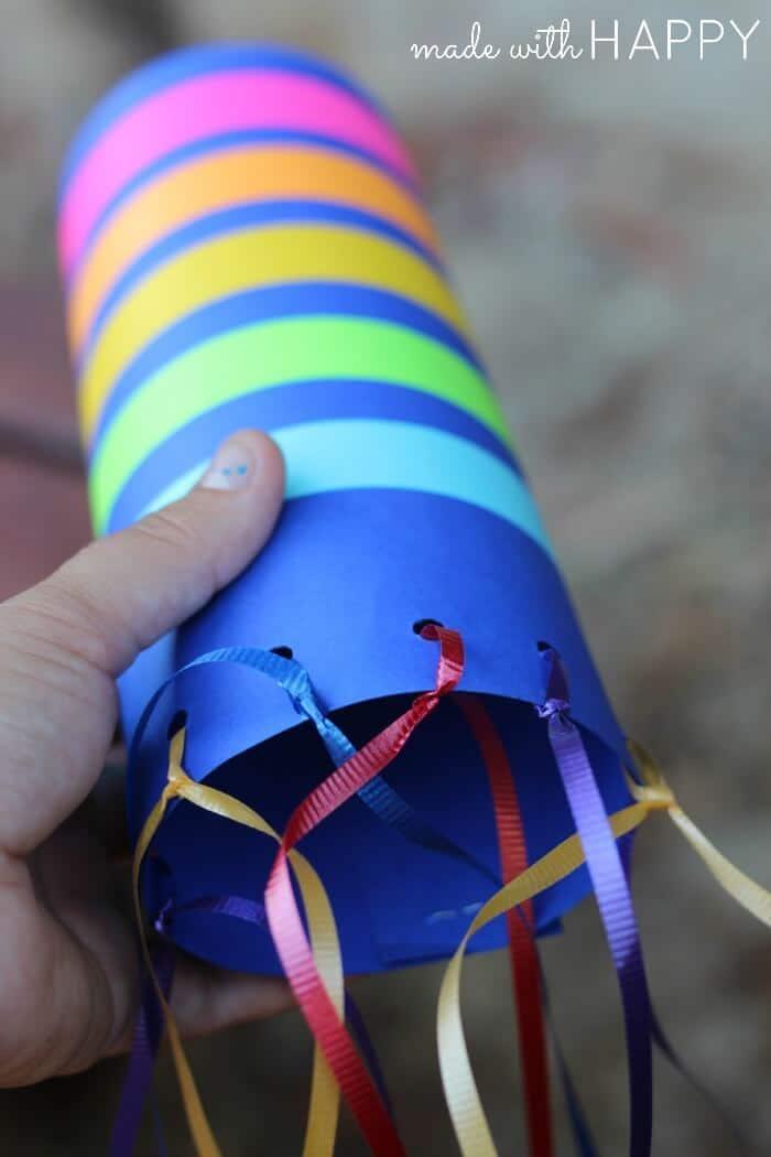 Paper Windsocks