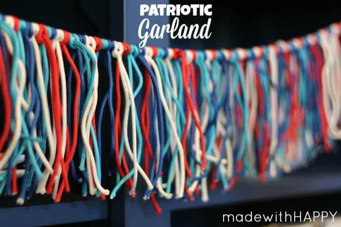 Paracord Garland
