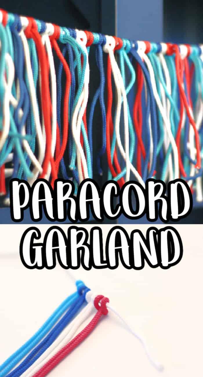 Paracord Garland