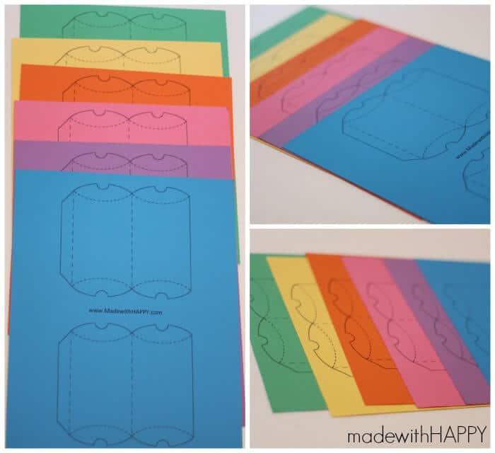 pillow-box-templates