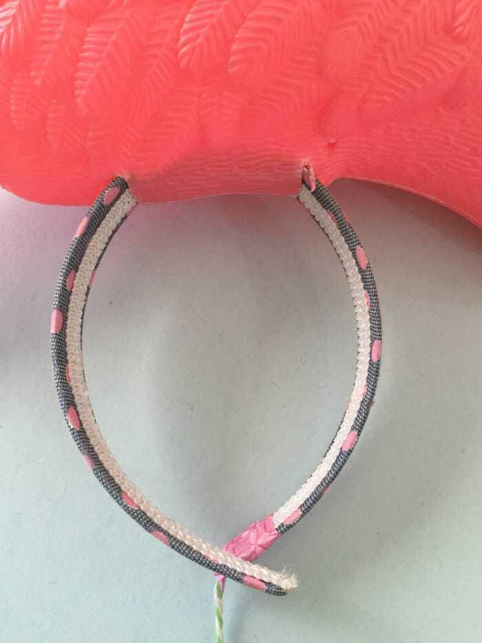 DIY Pink Flamingo Costume | Flamingo Costume | Homemade costumes Pink Flamingo | www.madewithhappy.com