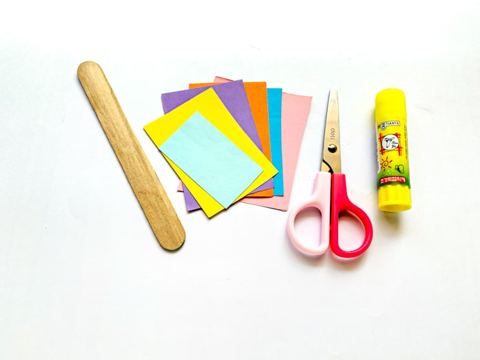 Popsicle Stick DIY Supplies
