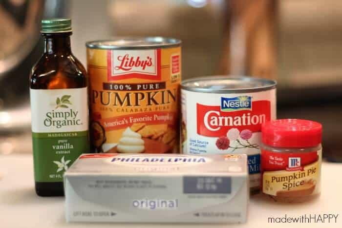 pumpkin-spice-cheesecake-ingredients