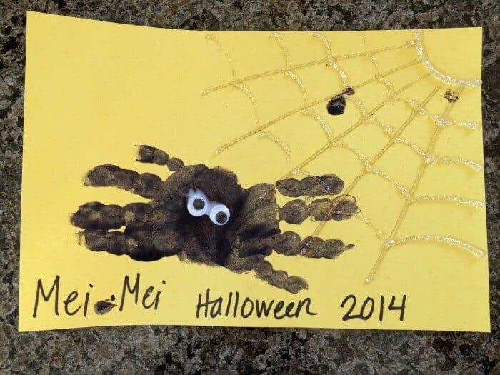 Happy Halloween Spider