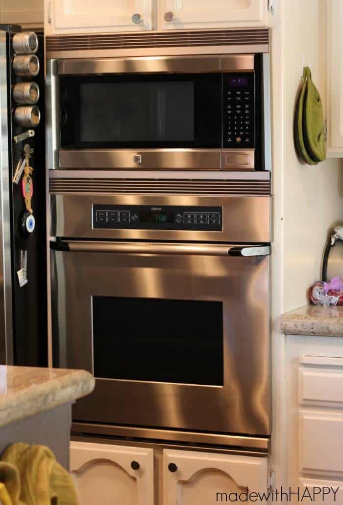 stainless-steal-oven