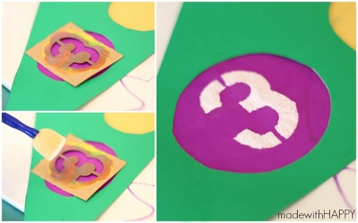 stenciled-numbers