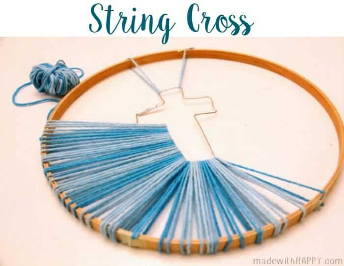 string-cross