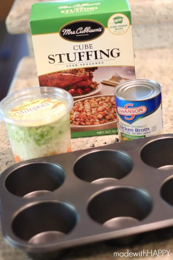stuffing-muffins-ingredients