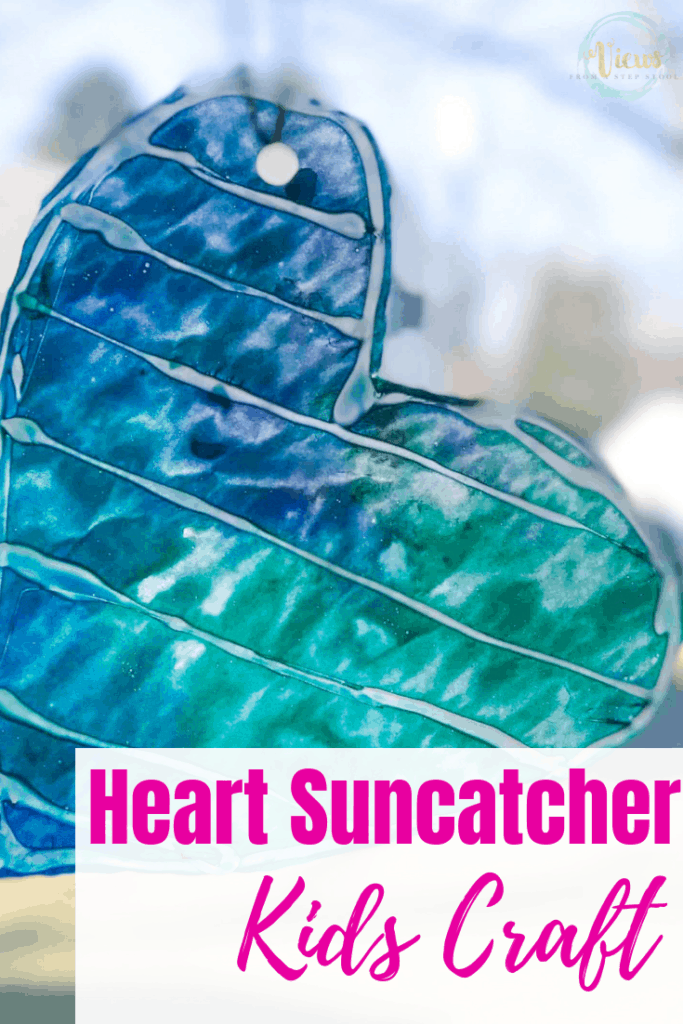 Painted Suncatcher Craft