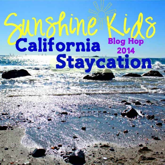 Sunshine Kids California Staycation 2014