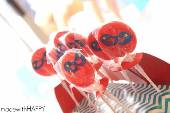 superhero-lolipops