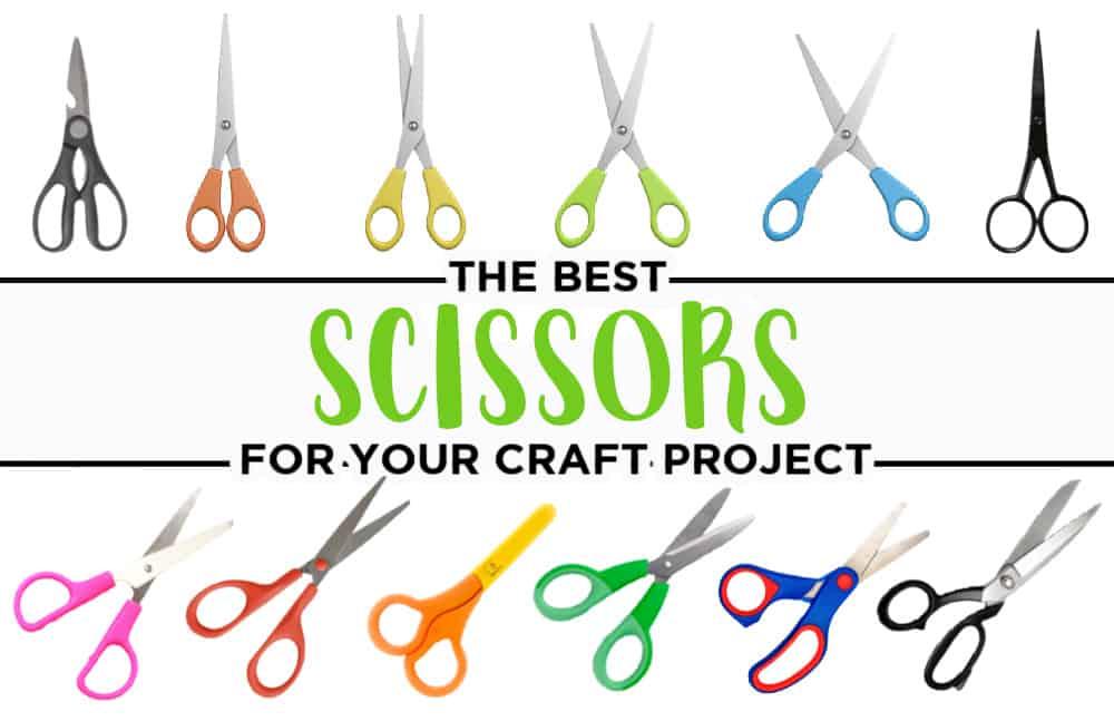 types of scissors