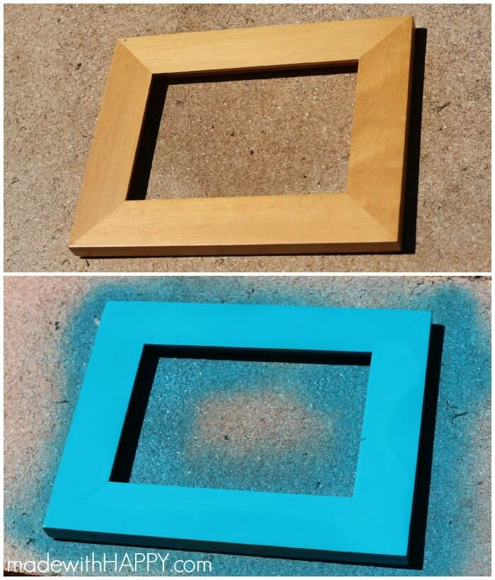 upcycle-picture-frame