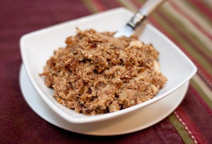 Vegetarian Chopped Liver for Your Meatless Passover