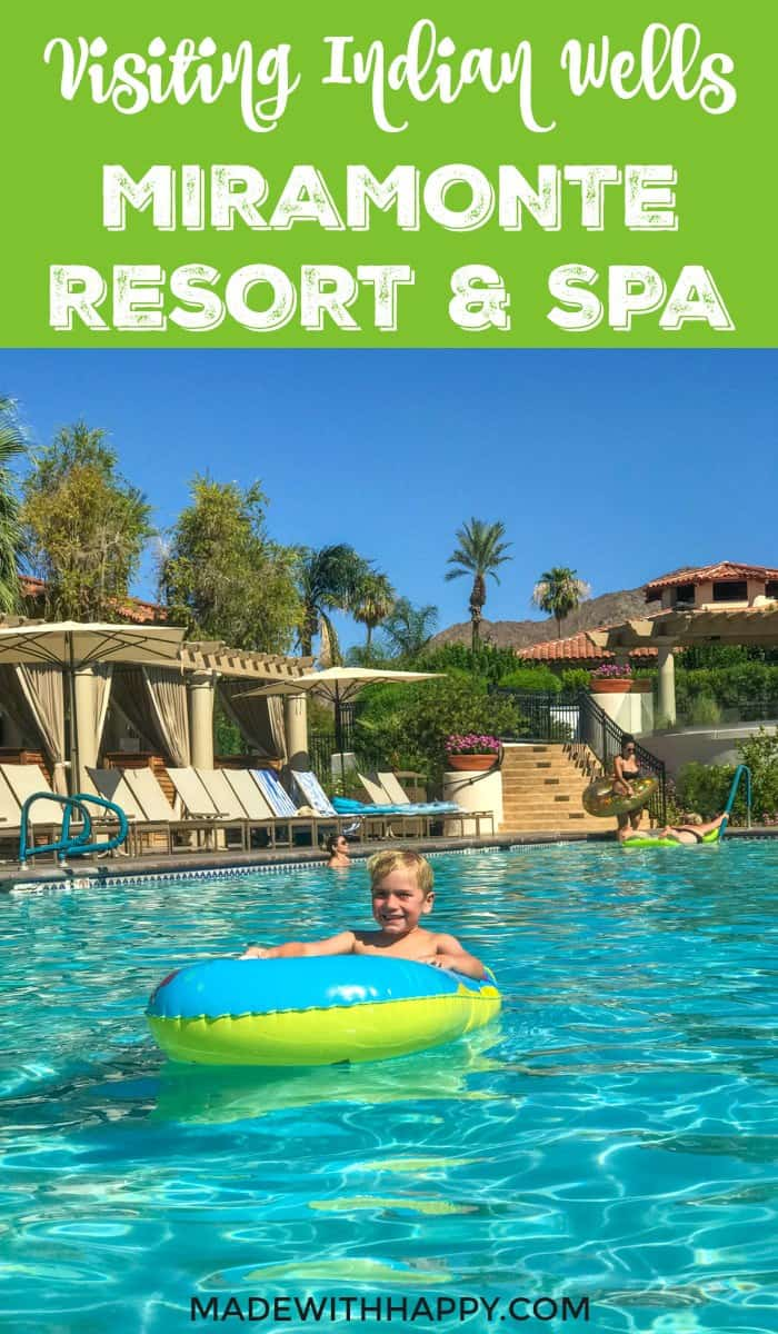 Looking for the fun Indian Wells resort hotel for the family? Check out the Miramonte Resort & Spa located at the base of the Santa Rosa Mountains just minutes away from a ton of things to do in Palm Desert. Visiting Indian Wells Resort during the Summer. Fun Family friendly hotels in Palm Desert
