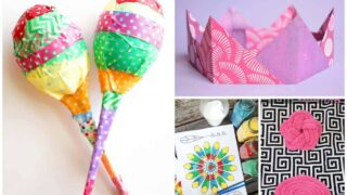 Kids Crafts From Around the World - Week 5