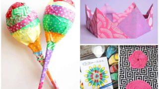 Kids Crafts From Around the World - Week 5