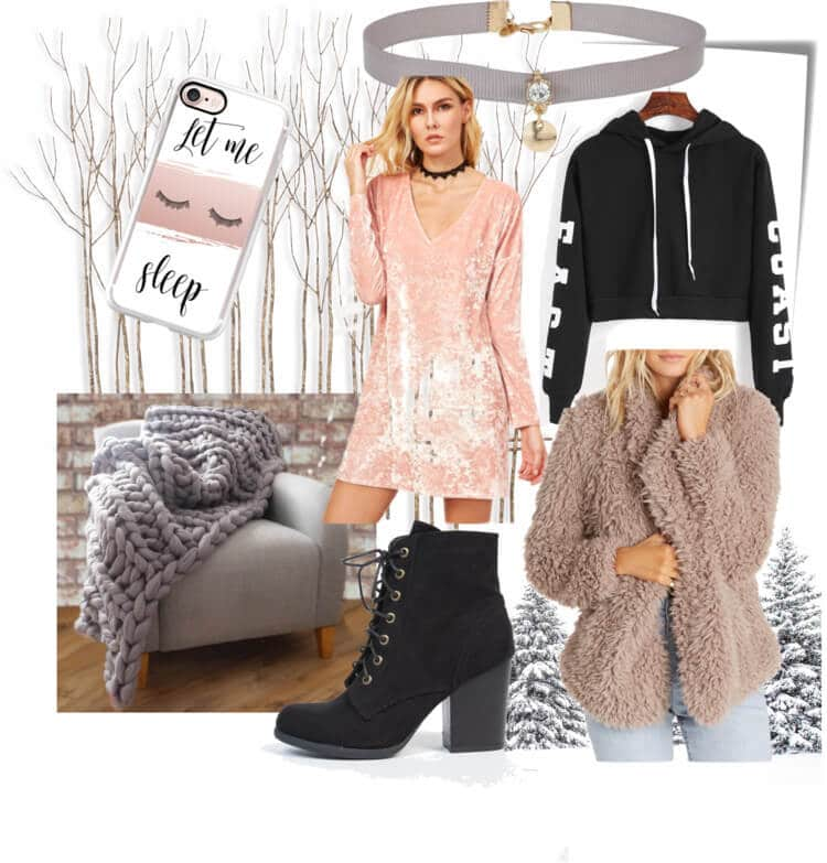 winterWinter Fashion 2016 | What to wear this Winter | Women's Latest in Winter Trend | www.madewithhappy.com