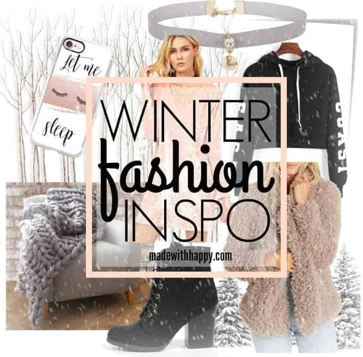 Winter Fashion 2016 | What to wear this Winter | Women's Latest in Winter Trend | www.madewithhappy.com