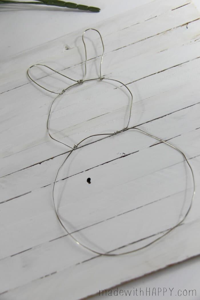 wire-bunny