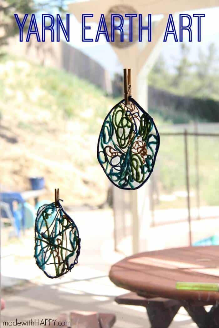 yarn-earth-art
